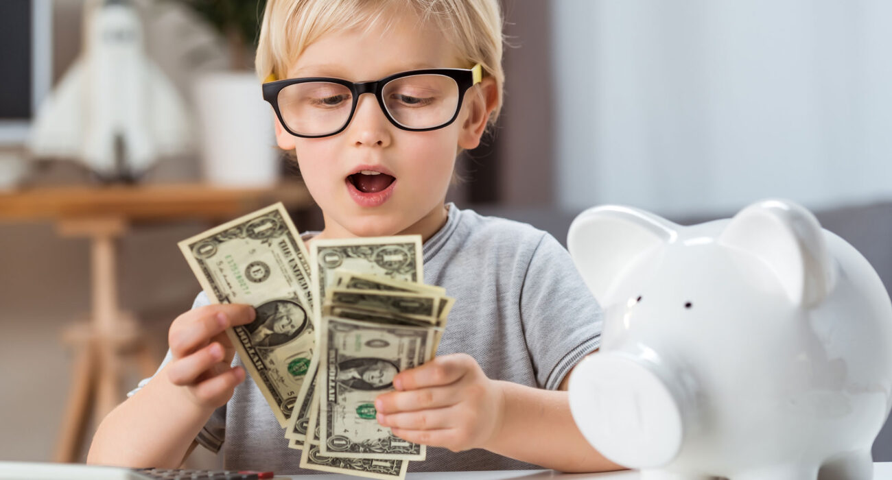 What Is The Best Way To Save Money For Kids' Future?